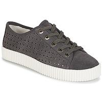 Schuhe Damen Sneaker Low André STARLIGHT Grau