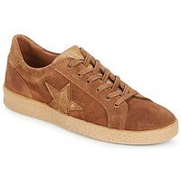 Schuhe Damen Sneaker Low André ABIGAIL Camel