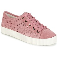 Schuhe Damen Sneaker Low André STARLIGHT Rose