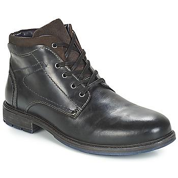 Schuhe Herren Boots André PRAO Schwarz