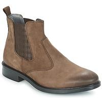 Schuhe Herren Boots André ZOOM Braun