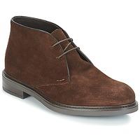 Schuhe Herren Boots André BOHEME Braun