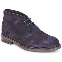 Schuhe Herren Boots André BOHEME Marine
