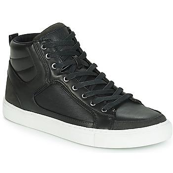 Schuhe Herren Sneaker High André ROLLER Schwarz