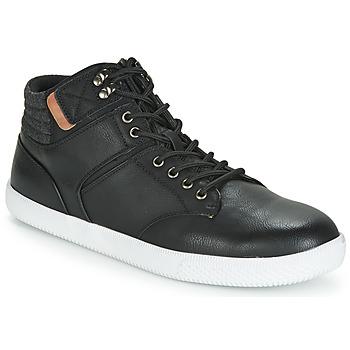 Schuhe Herren Sneaker High André RAPPEUR Schwarz
