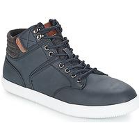Schuhe Herren Sneaker High André RAPPEUR Blau