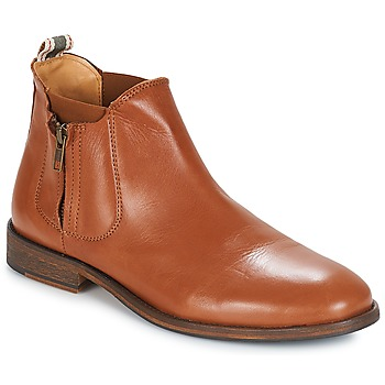 Schuhe Herren Boots André BARYTON Camel