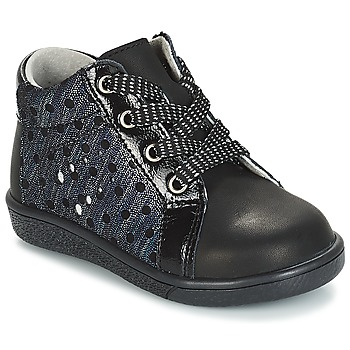 Schuhe Mädchen Boots André POIS Schwarz