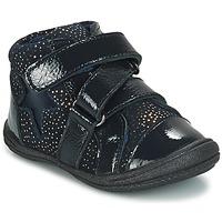 Schuhe Mädchen Boots André STAR Marine