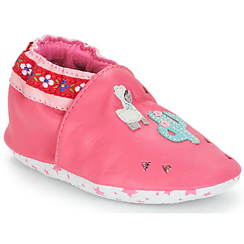 Schuhe Mädchen Babyschuhe André PERUVIENNE Rose