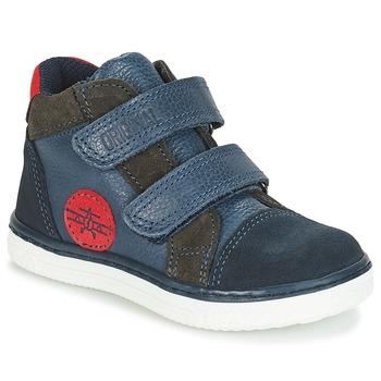 Schuhe Jungen Sneaker High André JET Blau