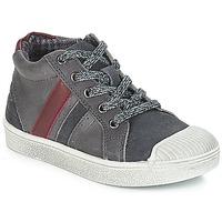 Schuhe Jungen Boots André RECREATION Grau