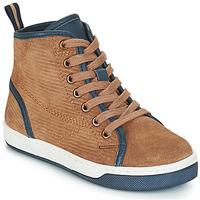 Schuhe Jungen Boots André STREET Beige