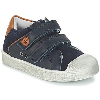 Schuhe Jungen Sneaker Low André TOBOGGAN Marine