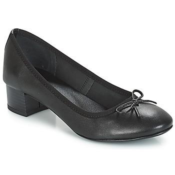 Schuhe Damen Ballerinas André POETESSE Schwarz