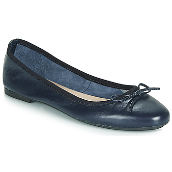 Schuhe Damen Ballerinas André PIETRA Marine