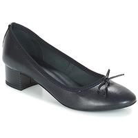 Schuhe Damen Ballerinas André POETESSE Marine
