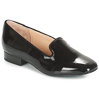 Schuhe Damen Ballerinas André ATOMIC Schwarz