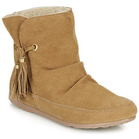 Schuhe Damen Boots André TATANKA Braun