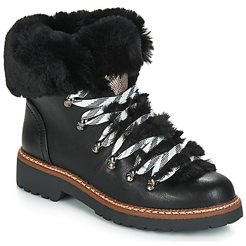 Schuhe Damen Low Boots André TABULAE Schwarz