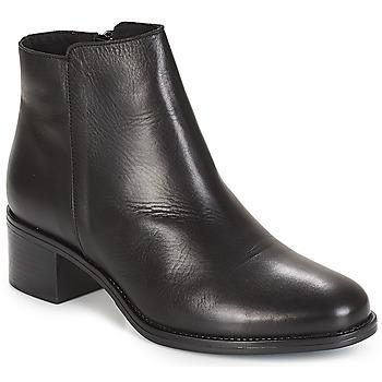 Schuhe Damen Boots André CREDO Schwarz