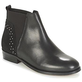 Schuhe Damen Boots André TANDI Schwarz