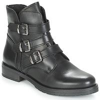 Schuhe Damen Boots André TONYA Schwarz