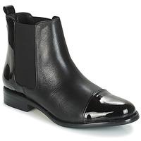 Schuhe Damen Boots André JAMIKO Schwarz