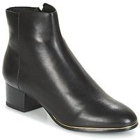 Schuhe Damen Boots André FLORENTINE Schwarz