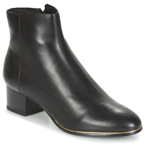 André FLORENTINE Schwarz - Kostenloser Versand       - Schuhe Stiefel Damen 87,20