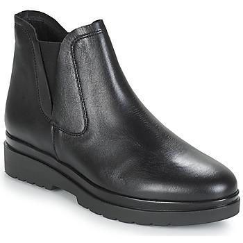 Schuhe Damen Boots André TALK Schwarz
