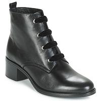 Schuhe Damen Boots André THARA Schwarz
