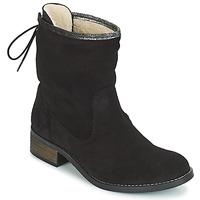 Schuhe Damen Boots André TELEX Schwarz