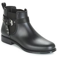 Schuhe Damen Boots André THAMES Schwarz