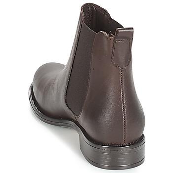 André CARAMEL Braun - Kostenloser Versand |  - Schuhe Boots Damen 7120