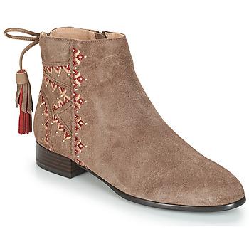 Schuhe Damen Boots André TSAR Beige