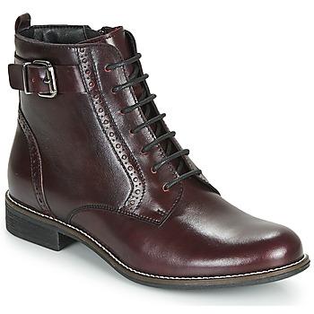 Schuhe Damen Boots André CHEPTELA Bordeaux