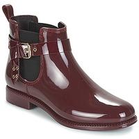 Schuhe Damen Gummistiefel André THAMES Bordeaux
