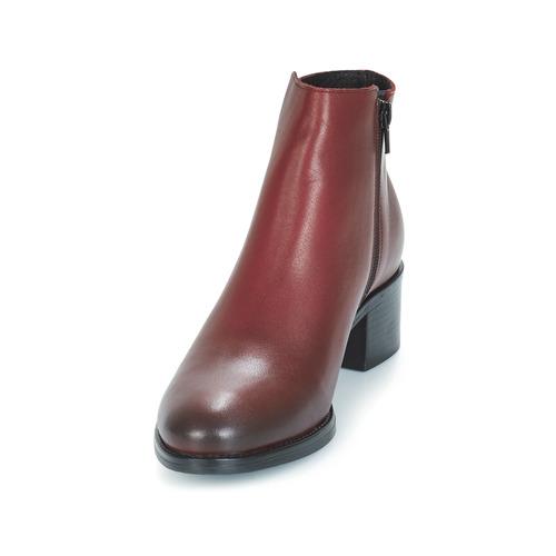 André CrotO CrotO CrotO Rot  Schuhe Low Stiefel Damen 5bac2c