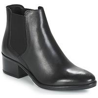 Schuhe Damen Boots André TRIUMPHA Schwarz