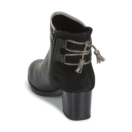 André Damen TIRON Schwarz  Schuhe Niedrig Stiefel Damen André 99 b0423e