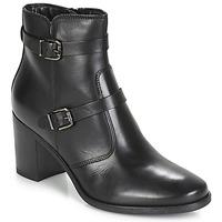 Schuhe Damen Boots André TORI Schwarz
