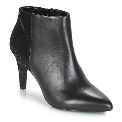 André FONTANA Schwarz  Schuhe Low Boots Damen Damen Damen a5ae3a