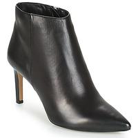 Schuhe Damen Low Boots André FONDLY Schwarz