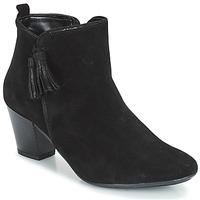 Schuhe Damen Low Boots André TINETTE Schwarz