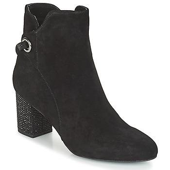 Schuhe Damen Boots André FILIE Schwarz