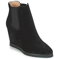 Schuhe Damen Low Boots André TONKA Schwarz