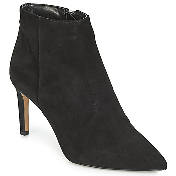 Schuhe Damen Boots André FONDLY Schwarz