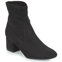 Schuhe Damen Low Boots André FAROUCHE Schwarz