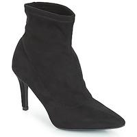 Schuhe Damen Low Boots André FANTASQUE Schwarz